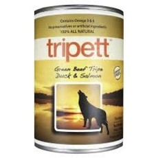 Tripett Tripett Tripe Duck Salmon