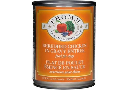 Fromm Fromm Shredded Chicken 13oz