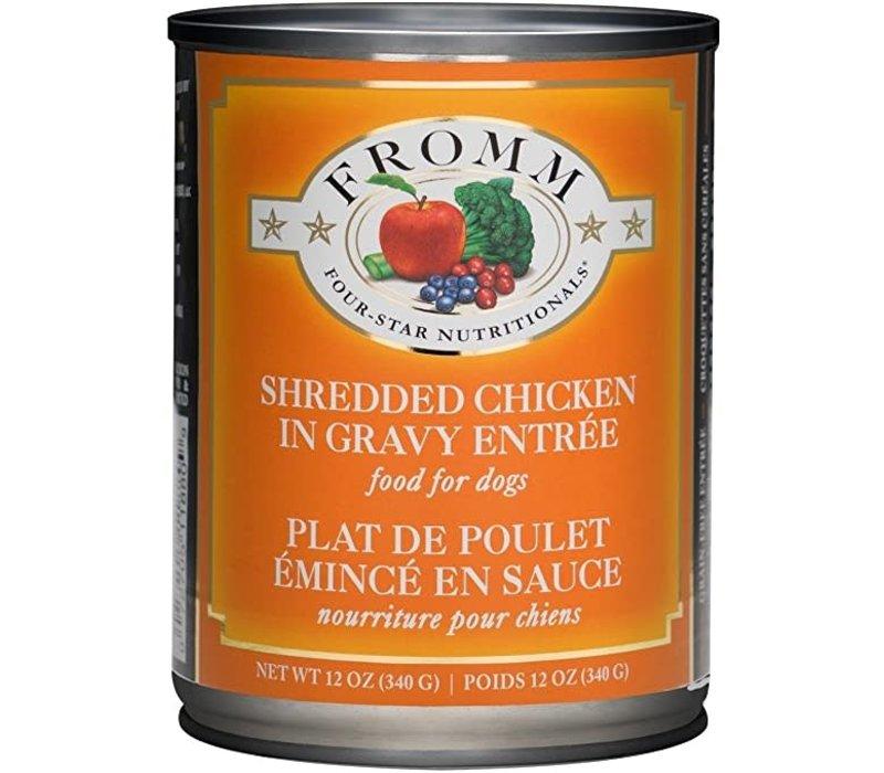 Fromm Shredded Chicken 13oz
