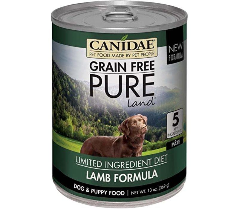 Canidae Pure Land 13oz