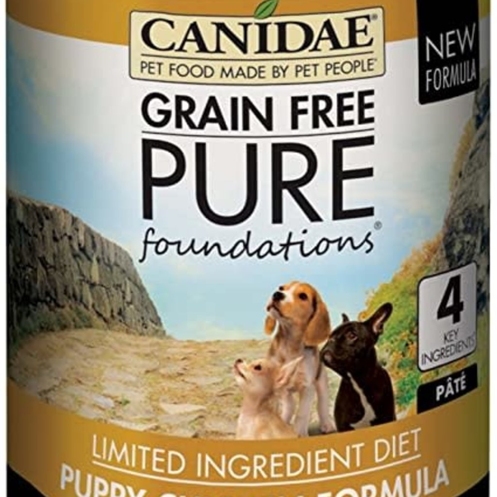 Canidae Canidae Pure Found Puppy 13oz