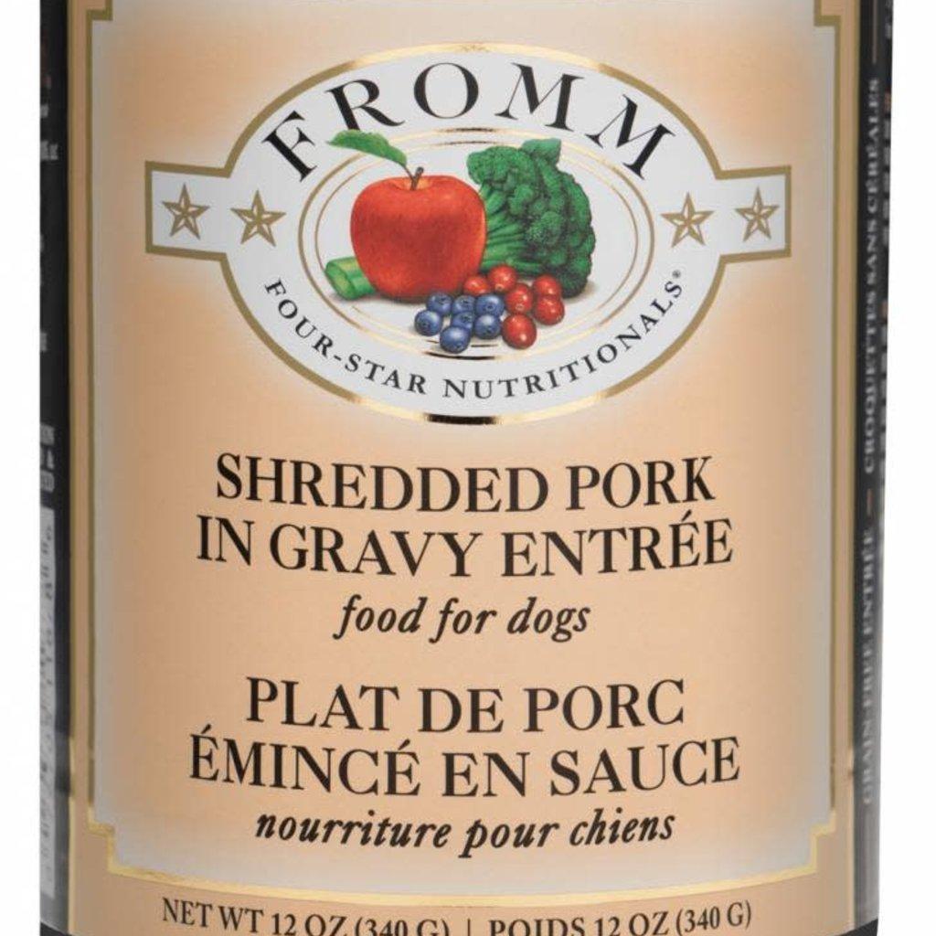 Fromm Fromm Shredded Pork 13oz