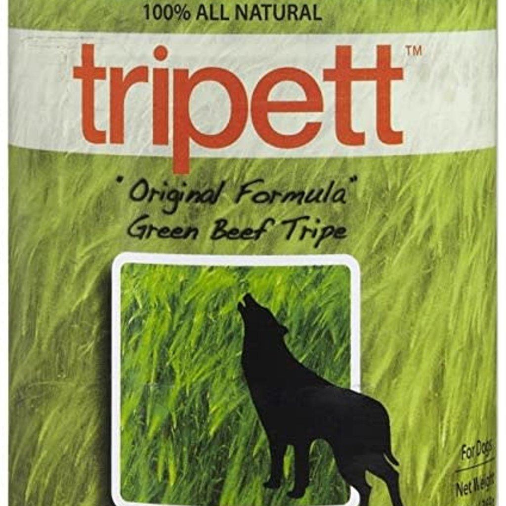 Tripett Tripett Beef Green Tripe Dog 13oz