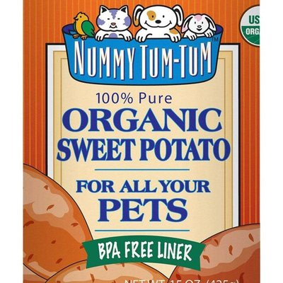 Nummy Tum Tum Nummy TumTum Sweet Potato 15oz