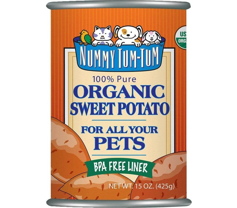 Nummy TumTum Sweet Potato 15oz