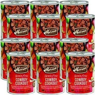 Merrick Merrick Cowboy Cookout 13oz