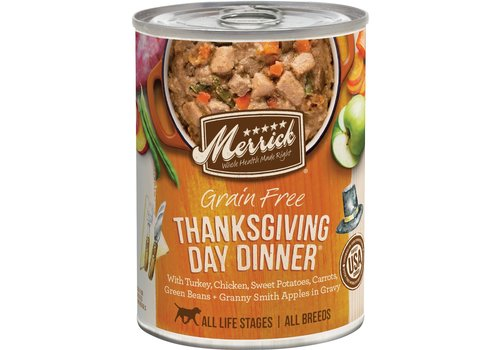 Merrick Merrick Thanksgiving Dinner 13oz
