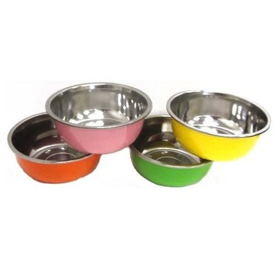 Bonita Bonita Small Metal Bowl Asst colors