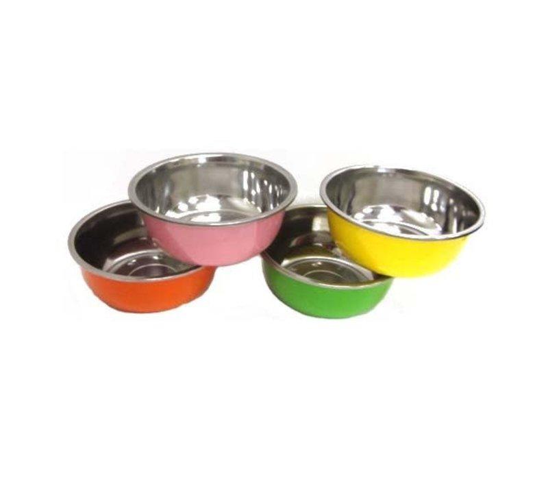 Bonita Small Metal Bowl Asst colors