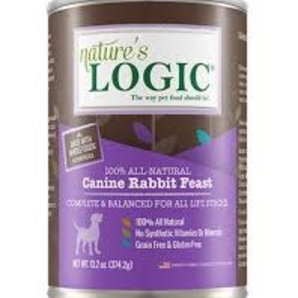 Nature's Logic NL GF Rabbit 13.2oz