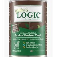 Nature's Logic Nature's Logic GF Venison 13.2 oz