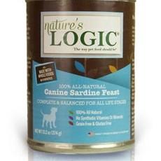 Nature's Logic Nature's Logic NL Canine GF Sardine 13.2 oz