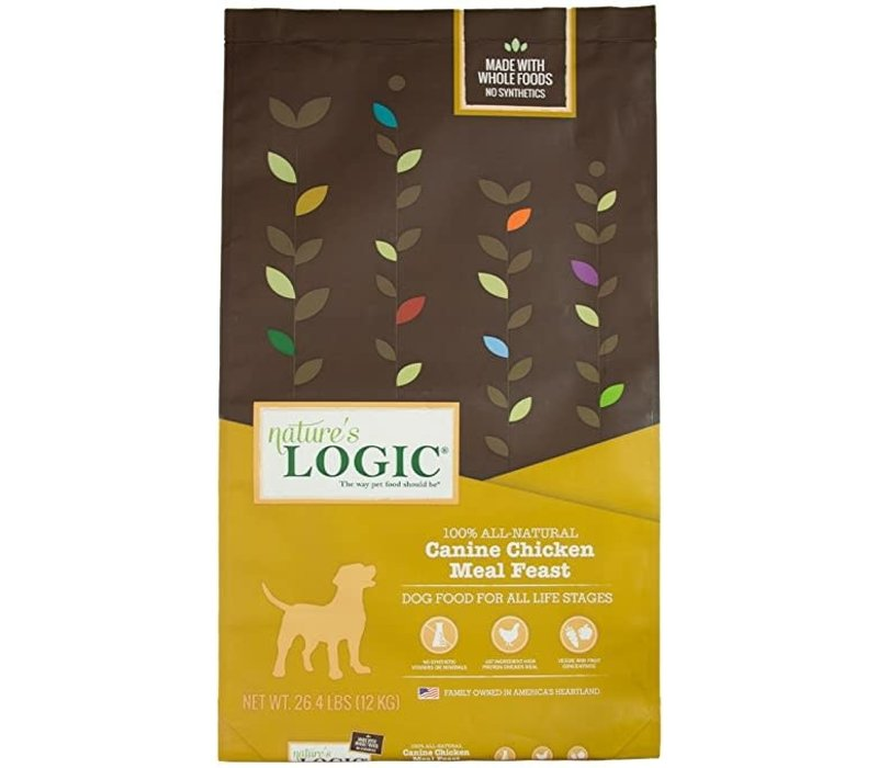 Nature's Logic Canine Chicken 26.4#