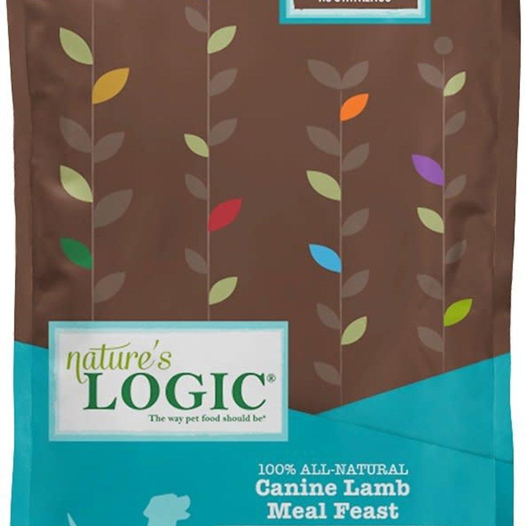 Nature's Logic Nature's Logic Canine Lamb 4.4#