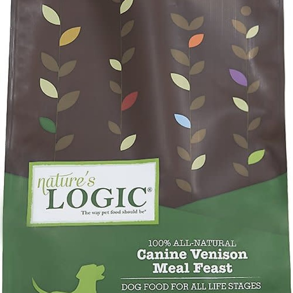 Nature's Logic Nature's Logic Venison 4.4#