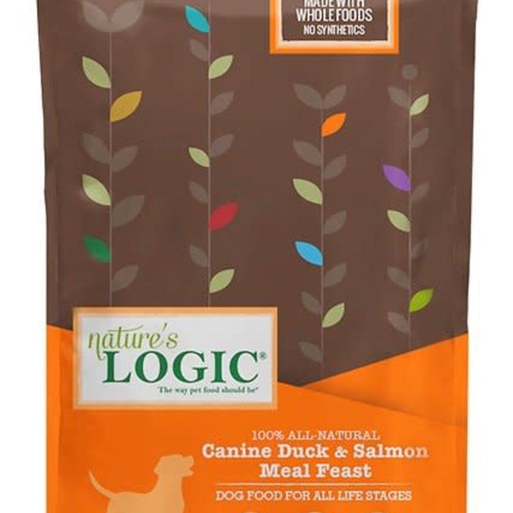 Nature's Logic Nature's Logic Canine Duck/Sal 4.4#