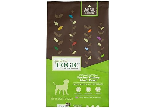 Nature's Logic Nature's Logic Canine Turkey 26.4#