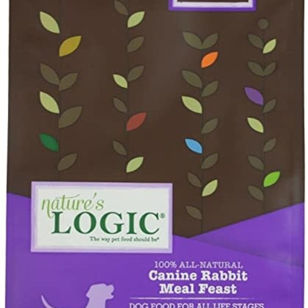 Nature's Logic Nature's Logic Rabbit Dog 4.4#