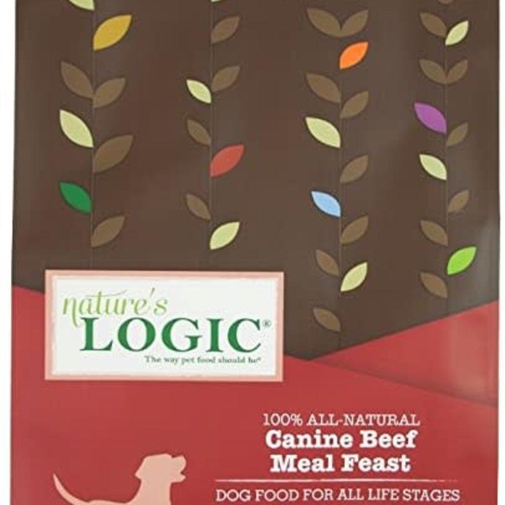 Nature's Logic Nature's Logic Canine Beef 15.4#