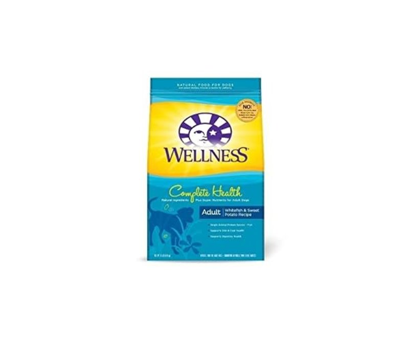 Wellness Complete Health Whitefish 5#