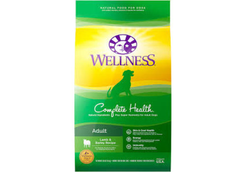 Wellness Wellness Lamb 30lbs