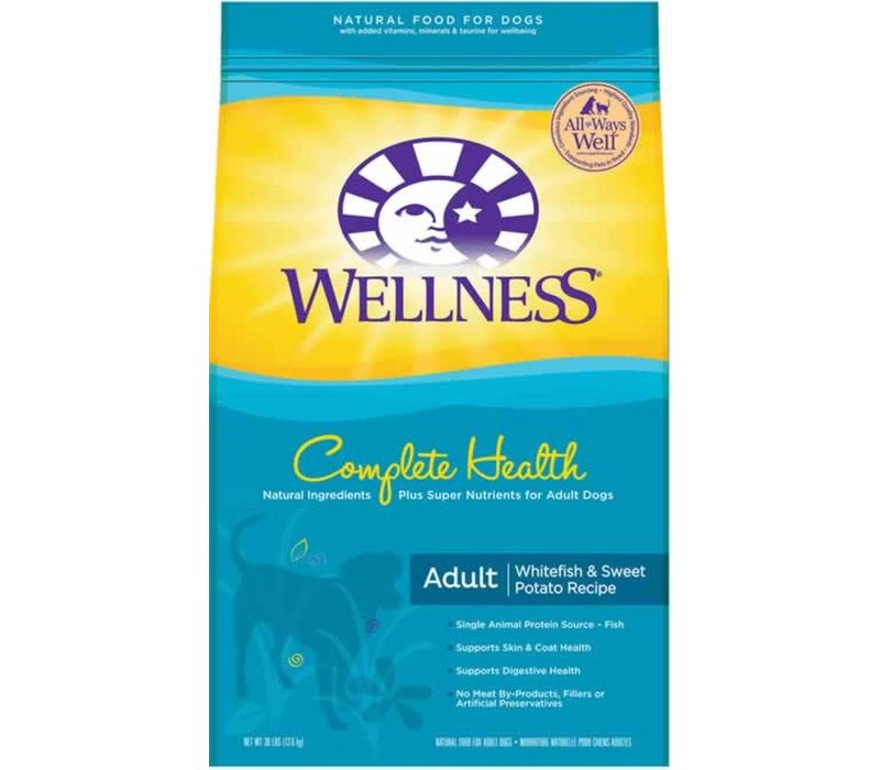 Wellness Fish 30#
