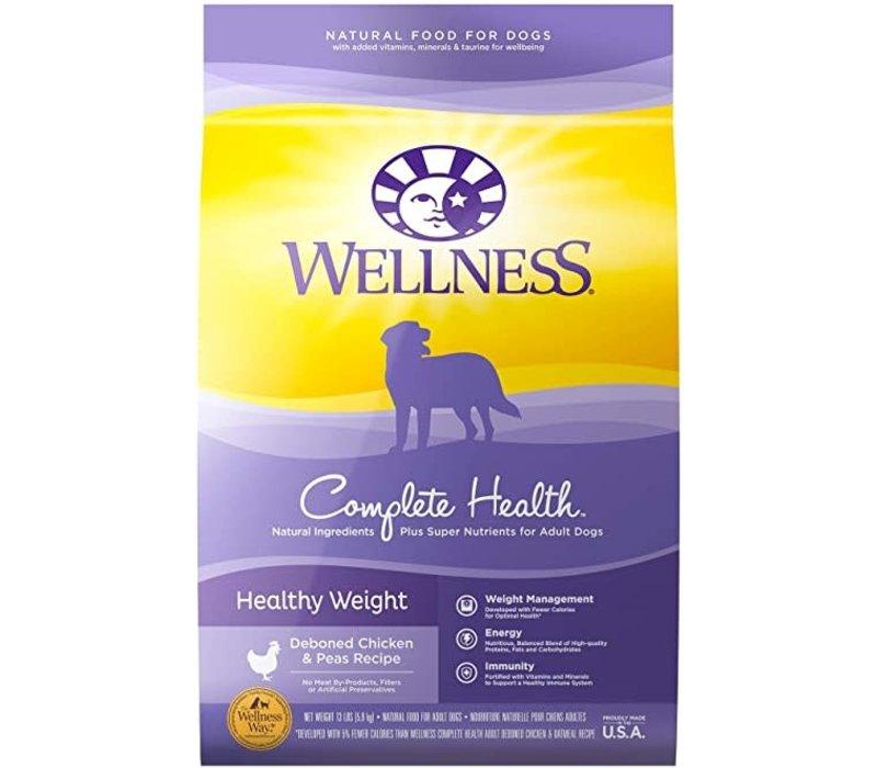 Wellness Healthy Weight Chicken 13#
