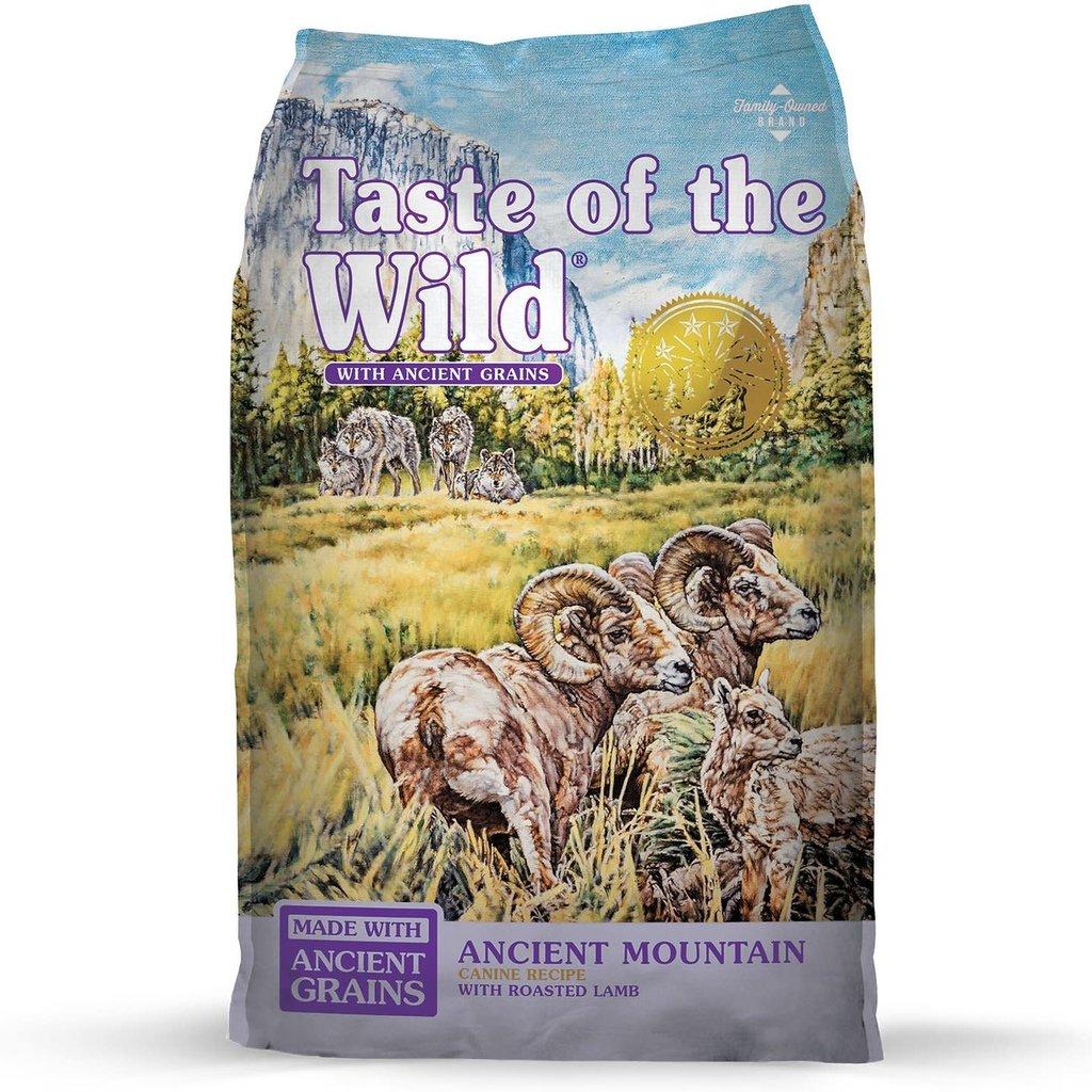 Taste of the Wild TOW Ancient Mountain 14#