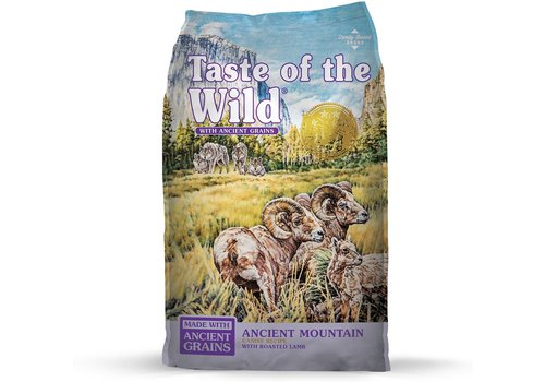 Taste of the Wild TOW Ancient Mountain 14#