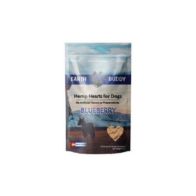 Earth Buddy Earth Buddy Treats Blueberry 4mg 5.5oz
