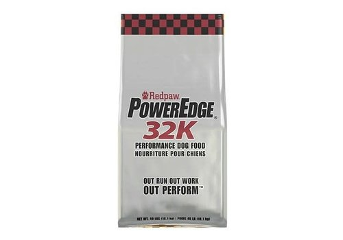 Redpaw Redpaw PowerEdge 32K Dog Food - 40 lb Bag