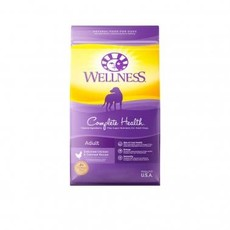 Wellness Wellness® Complete Health™ Deboned Chicken & Oatmeal Recipe Adult Dog Food 30 Lbs
