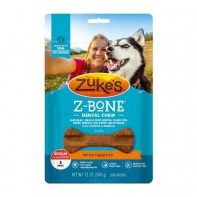 Zuke's Z-Bones Carrot Regular
