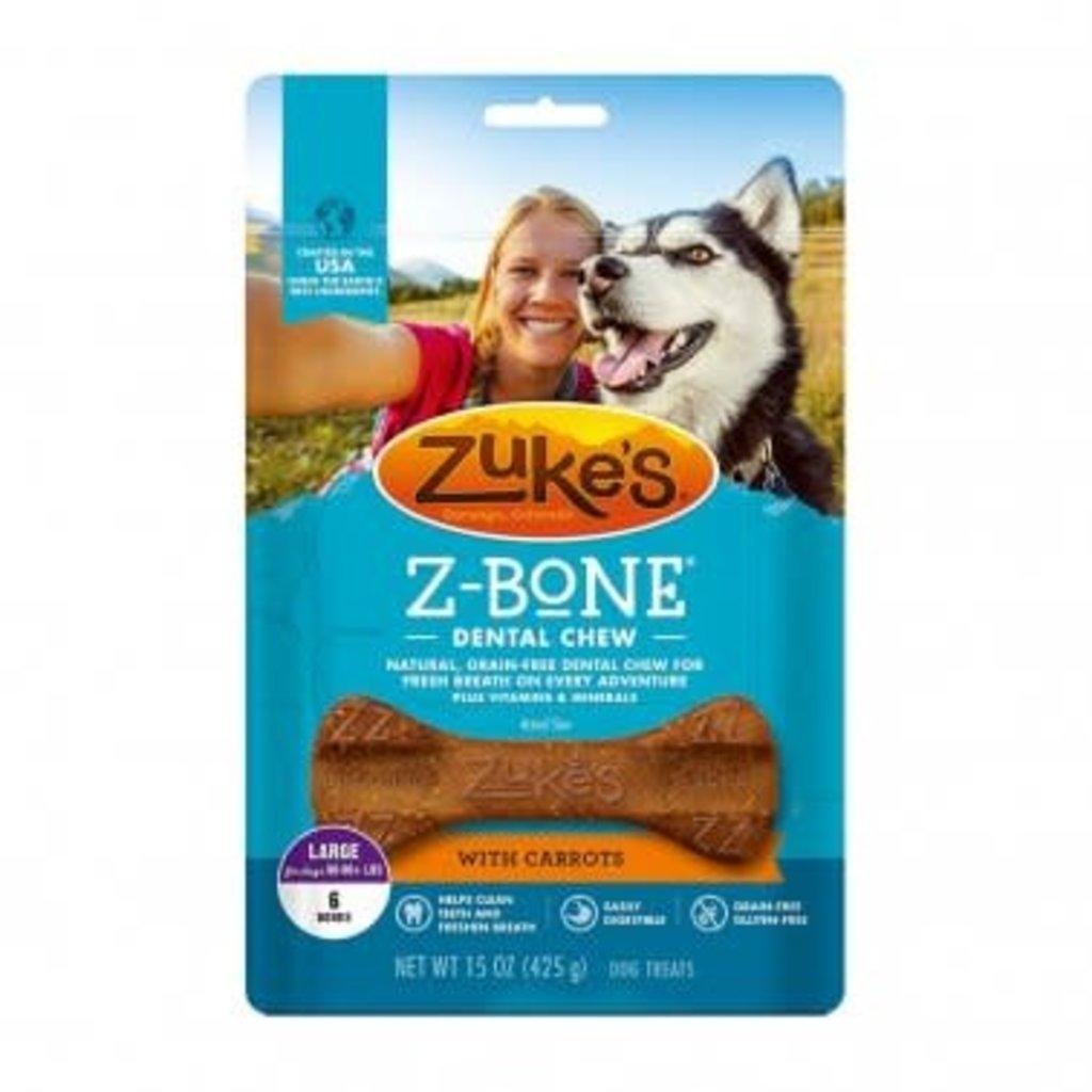 Zuke's Z-Bones Carrot Large