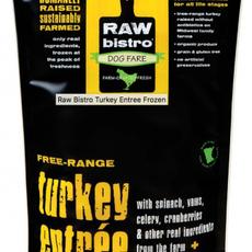 Raw Bistro Frozen Raw Bistro Turkey 3#