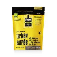 Raw Bistro Raw Bistro Turkey Entree Dehydrated 1lb