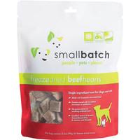 Small Batch Dog Cat Freeze-Dried Beef Hearts 3.5oz