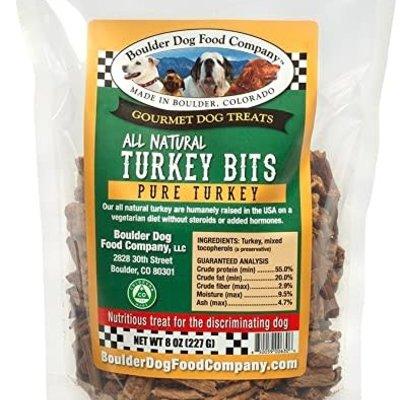 Boulder Dog Food Company Turkey Bits 4oz