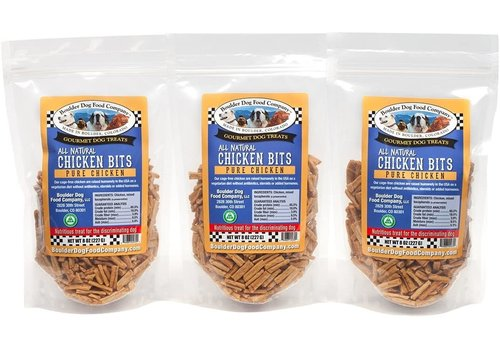 Boulder Dog Food Company Chicken Bits 4oz