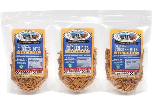 Boulder Dog Food Company Chicken Bits 8oz