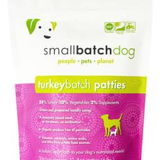Small Batch Frozen Small Batch Turkey Patties 6#