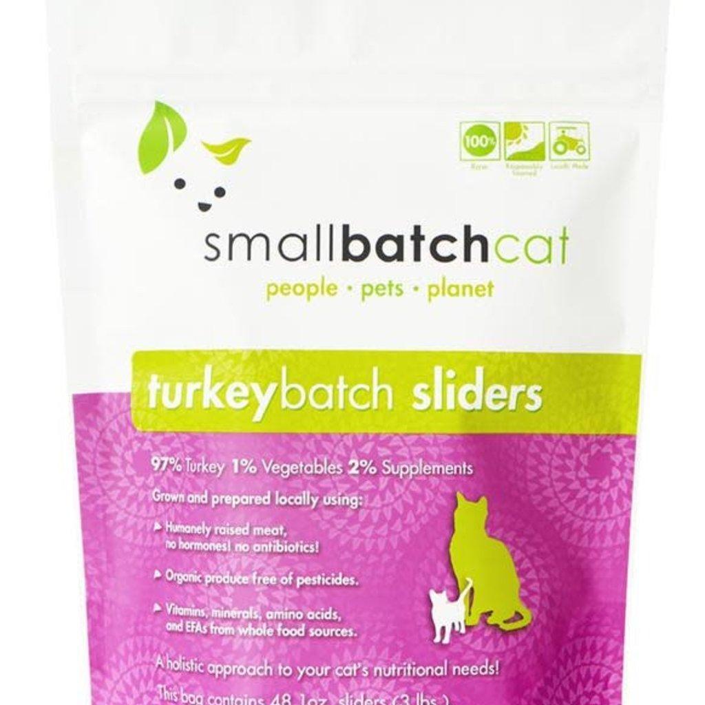 Small Batch Frozen Small Batch Slider Cat Turkey 3#