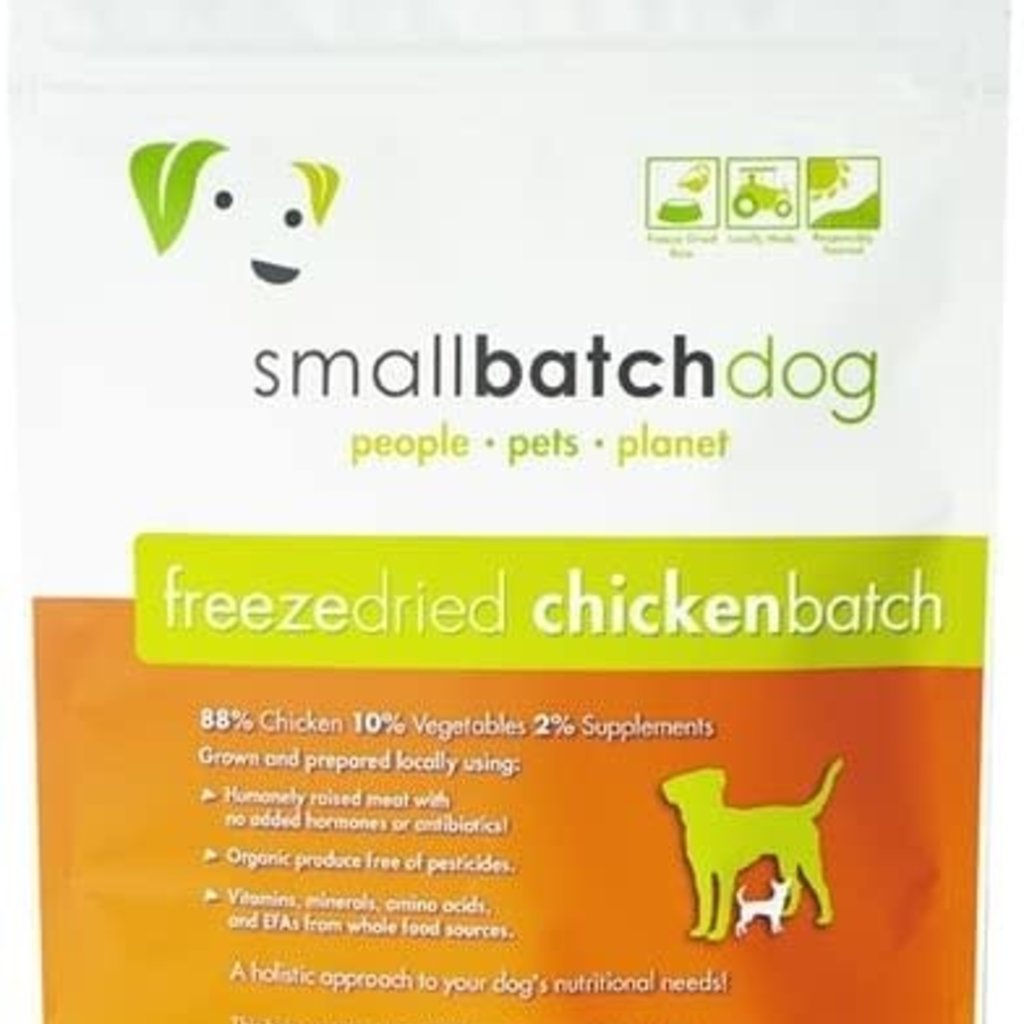 Small Batch Small Batch Freeze Dried Chicken 14oz