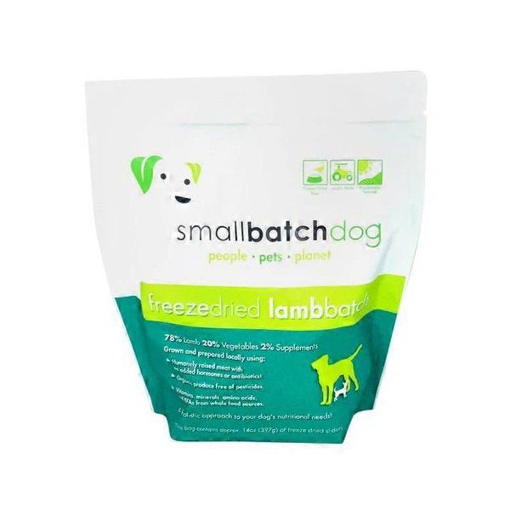 Small Batch Small Batch Freeze Dried Lamb 14oz