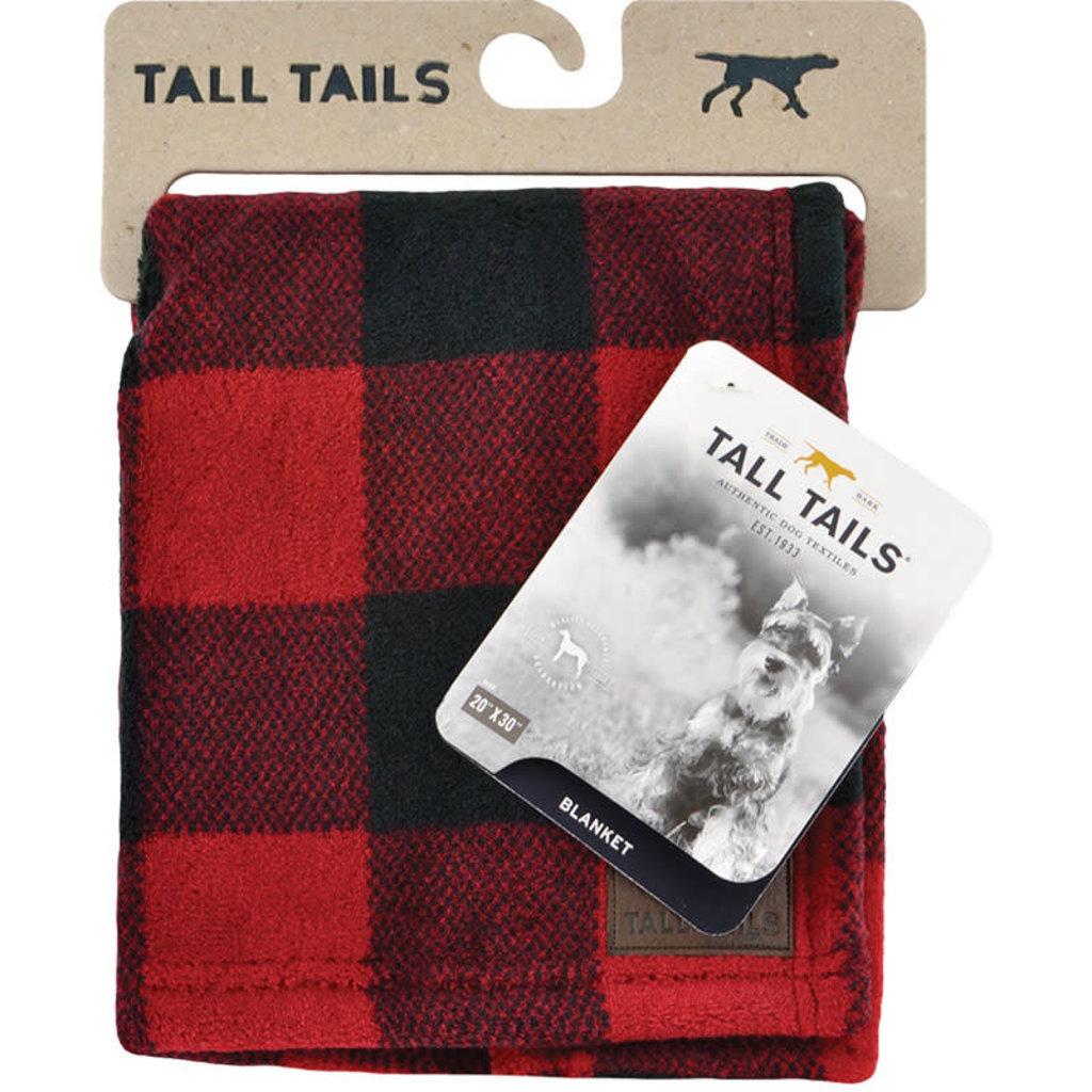 Tall Tails Dog Hunters Fleece Blanket 20x30