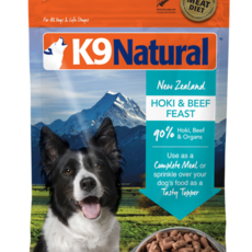 K9 Natural K9 Natural Freeze Dried Hoki Beef 4lbs