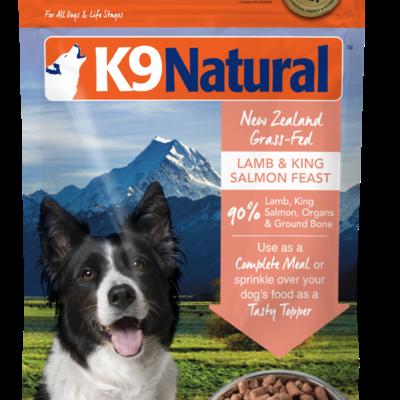 K9 Natural K9 Natural Freeze Dried Lamb Salmon 17.6oz