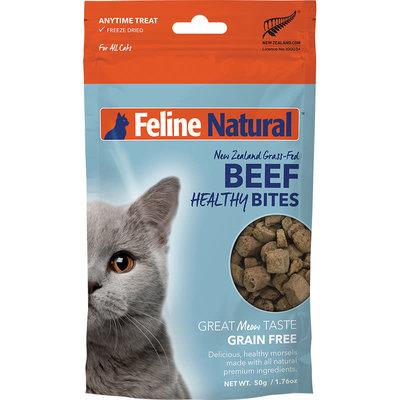 K9 Natural Feline Natural FD Beef Bites 1.76oz