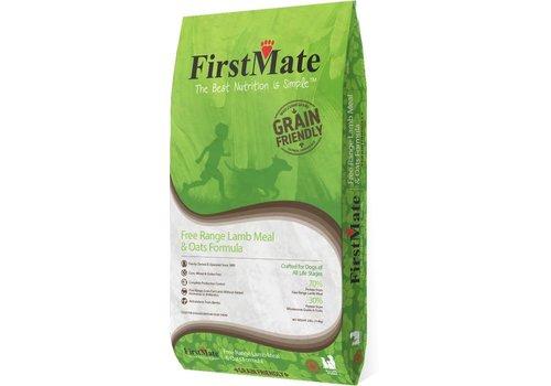First Mate First Mate Grain Friendly Lamb Oats Dog 25#