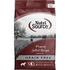 NutriSource NutriSource Grain Free Prairie Select 15#